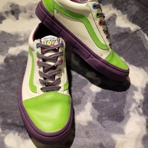 RARE Vans Old Skool Buzz Lightyear Vans